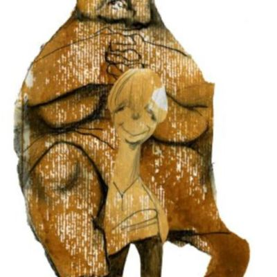 La Celestina y el Lazarillo, de Sciamarella, 2012