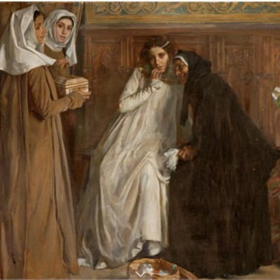 Vieja Celestina, de Alberti i Barceló (1908)