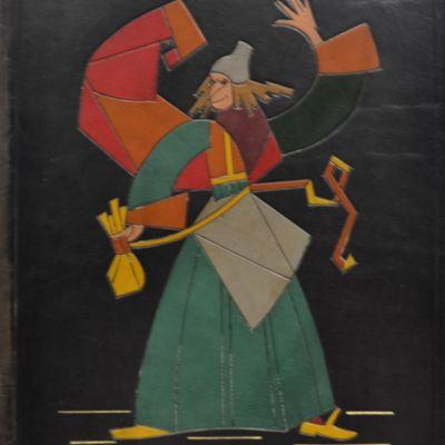 Portada de la edición de Castalia: Valencia, 1946