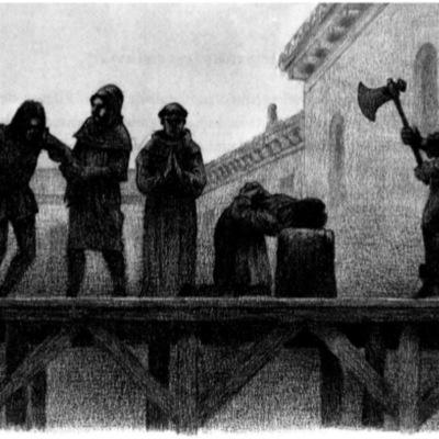 Ilustración tercera del acto XIII de la edición de Barcelona (1996)