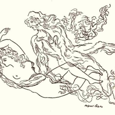 Ilustración segunda del acto XX de la edición de México (1947)