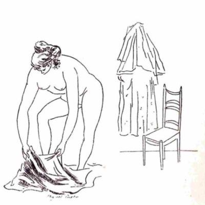 Ilustración segunda del acto XVII de la edición de México (1947)