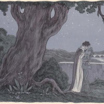 Ilustración primera del acto XIX de la edición de París (1949)