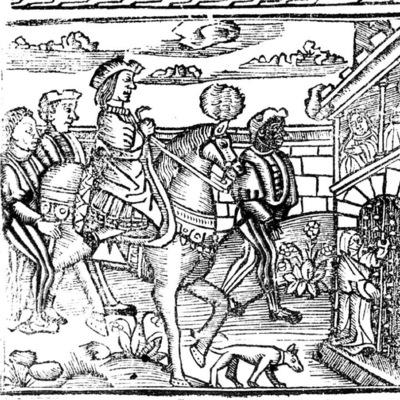 Portada de Valencia, 1529