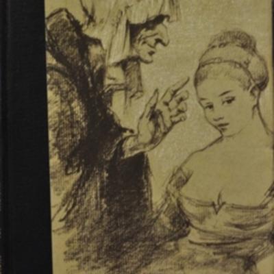 Arte en la portada de Editorial Maucci, 1961