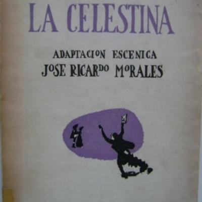 Portada de la edición Editorial Universitaria, 1958