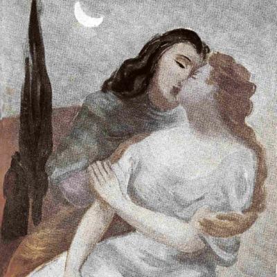 Ilustración segunda del acto VI de la edición de México (1947)