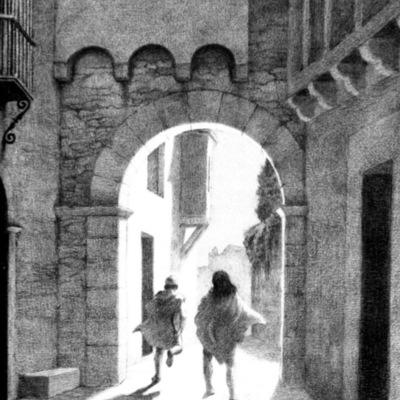 Ilustración quinta del acto XII de la edición de Barcelona (1996)