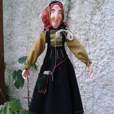 Marioneta de Celestina, de Seoane Pascual (2017)