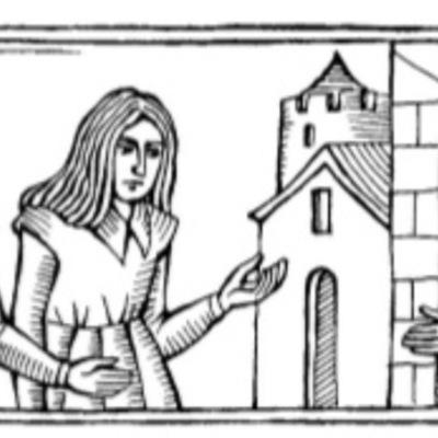 Ilustración primera del acto IX de la edición de Barcelona (1996)