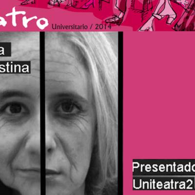Representación del XVIII Certamen de Teatro Universitario UCM, Madrid, de Calvo y Bernárdez (2014)