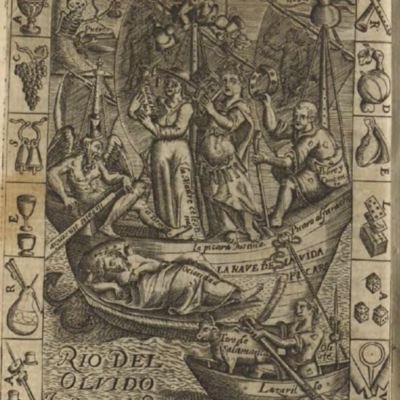 La madre Celestina en la Pícara Justina, de Ubeda (1605)