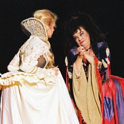 Representación del Teatro Nacional Nova Gorica, Eslovenia, de Šedlbauer (1997-1998)