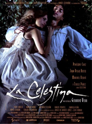 Cartel anunciador de La Celestina, de Vera