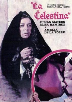 Cartel anunciador de La Celestina, de Ardavín
