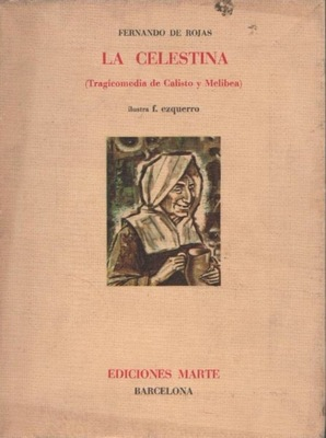 Portada de la edición de Ediciones Marte: Barcelona, 1968.