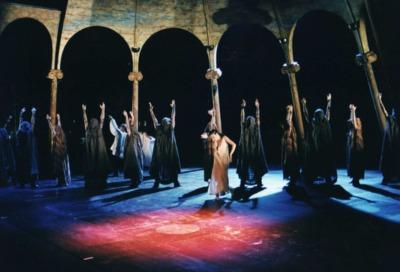 Representación del Teatro Real, Madrid, 1988