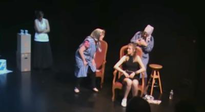 Representación del Maison Du Théâtre d'Amiens, Francia, de Mairesse (2016)<br />