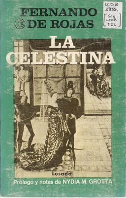 Portada de la edición de Losada: Buenos Aires, 1960 (circa).