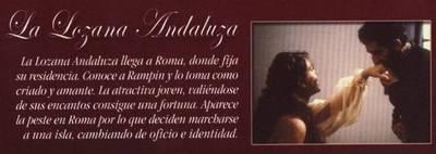 La lozana andaluza  de  Chámez  (1983)