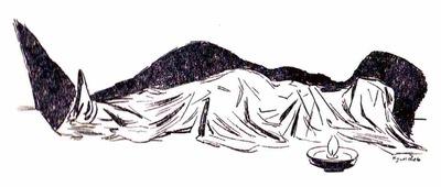 Ilustración segunda del acto XIII de la edición de México (1947)