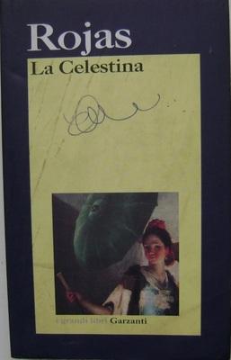 Portada de la edición italiana de Garzanti, 2004