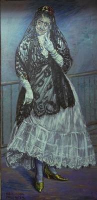 La Celestina, de Palencia Pérez (1920)