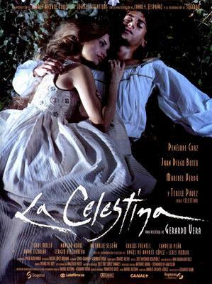 Cartel anunciador de la película de Gerardo Vera, 1996.