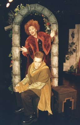 Celestina, a Tragic Musical  Comedy, de Bond y Fiske, Nueva York (1999)  --Celestina y Pármeno