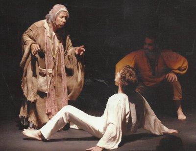 Representación del Arlequín Teatro, Asunción, Paraguay, de Aguilera (2005)
