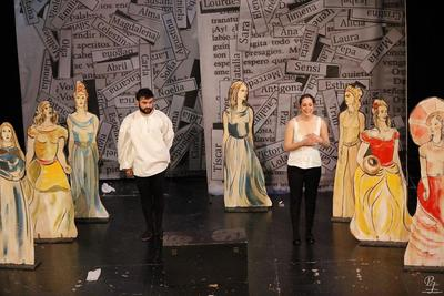 Representación del Teatro La Paca, Jaén (2016-2017)