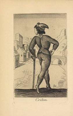 Ilustración del acto III de la edición de París, 1922