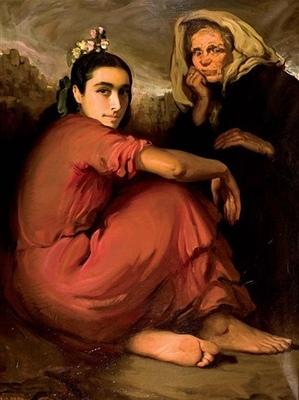 La nieta, de Soria Aedo (fecha desconocida)