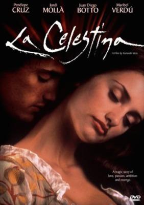 Carátula del DVD de La Celestina, de Vera