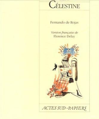 Portada de la edición de Actes Sud-Papiers, 1992