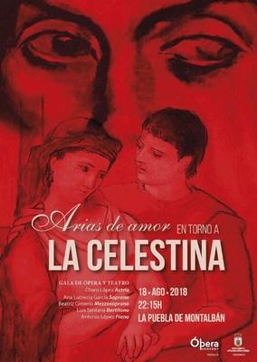 Concierto Arias de amor en torno a La Celestina, Puebla de Montalbán (2018)