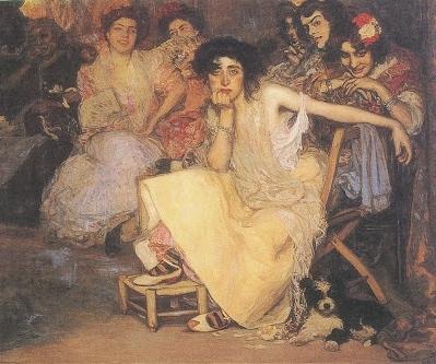 La esclava o la que vale, de Bilbao Martínez (1904)