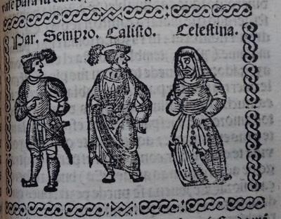 Ilustración del acto 6 de Medina del Campo, 1530