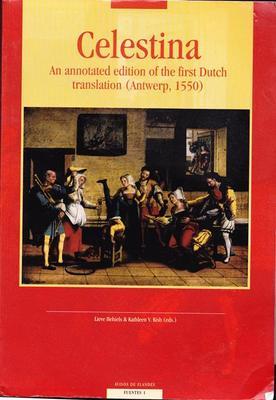 Portada de la edición de la Universidad de Lovania: Lovania, 2005.