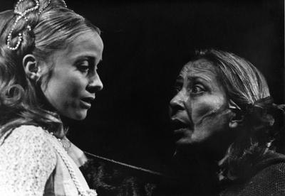 Representación del Théâtre du Vieux-Colombier, París, de Kahane (1967)<br />