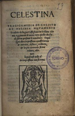 Portada de Venecia, 1525