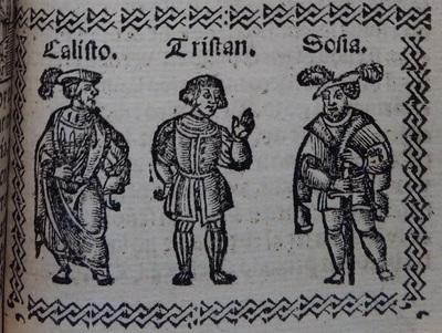 Ilustración primera del acto 13 de Medina del Campo, 1530<br /> <br />