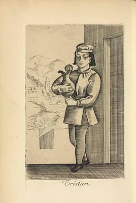 Ilustración del acto XIII de París, 1922