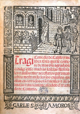 Portada de Barcelona, 1525