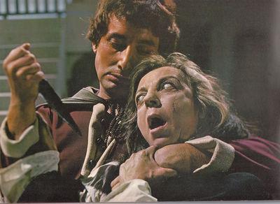 Fotocromo 10 de la película La Celestina, de Ardavín