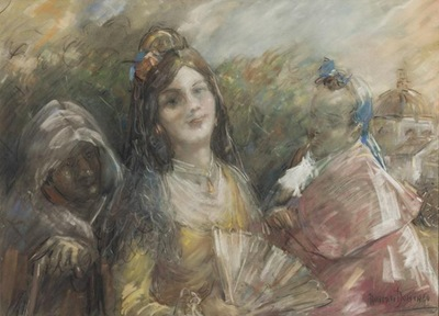La Celestina, de Fallola (1921 c.)