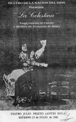Representación del Teatro de la nación del IMSS, 1982