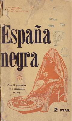 La España Negra, de Regoyos (1899)