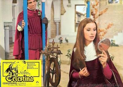 Fotocromo 7 de la película La Celestina de Ardavín