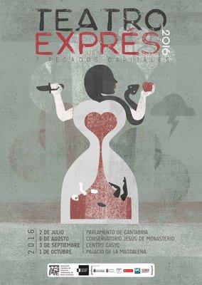 Representación del Teatro Exprés, Asturias, de Diéz (2016)